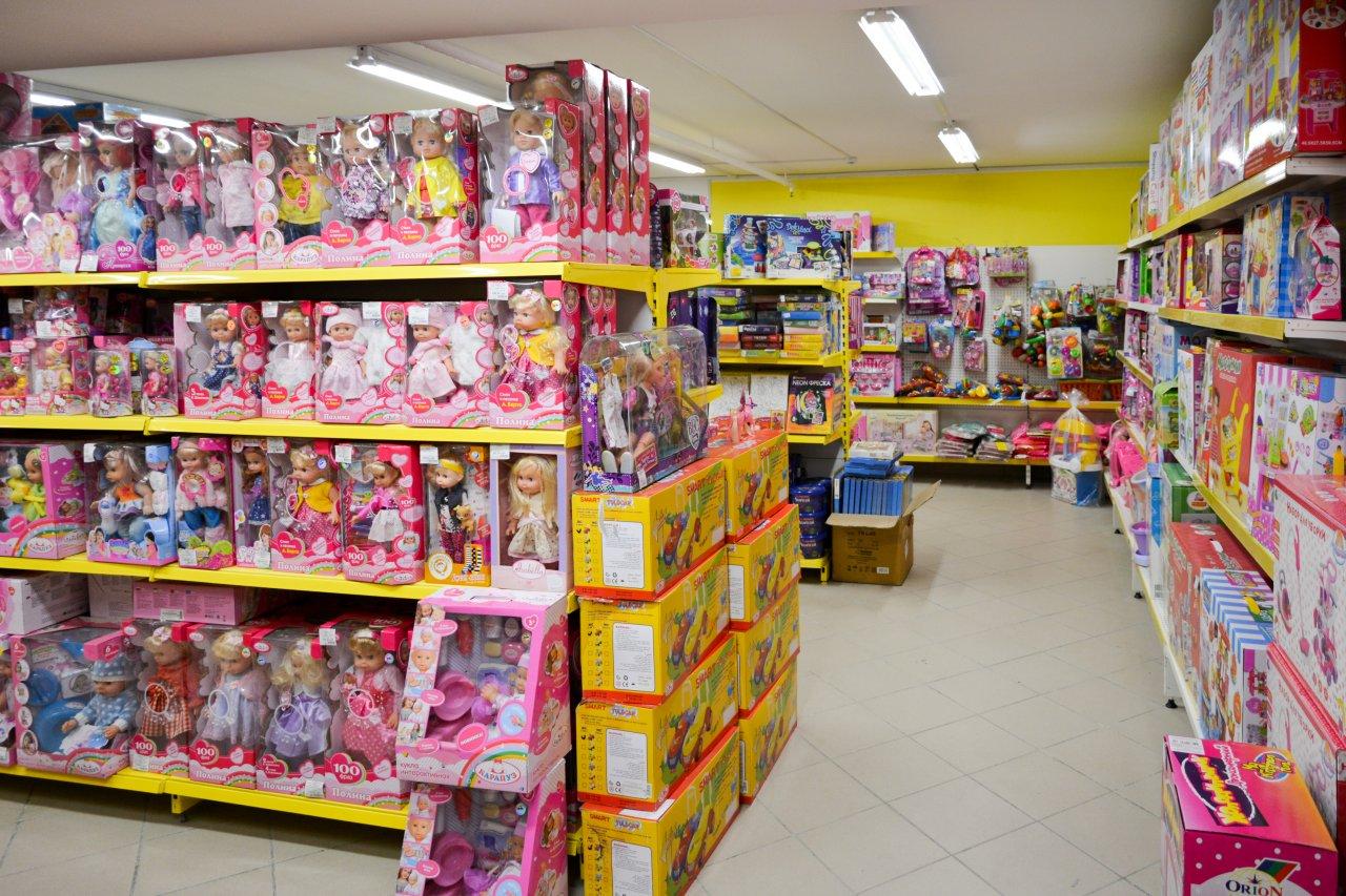 изготавливаем фон магазина игрушек знаете, что